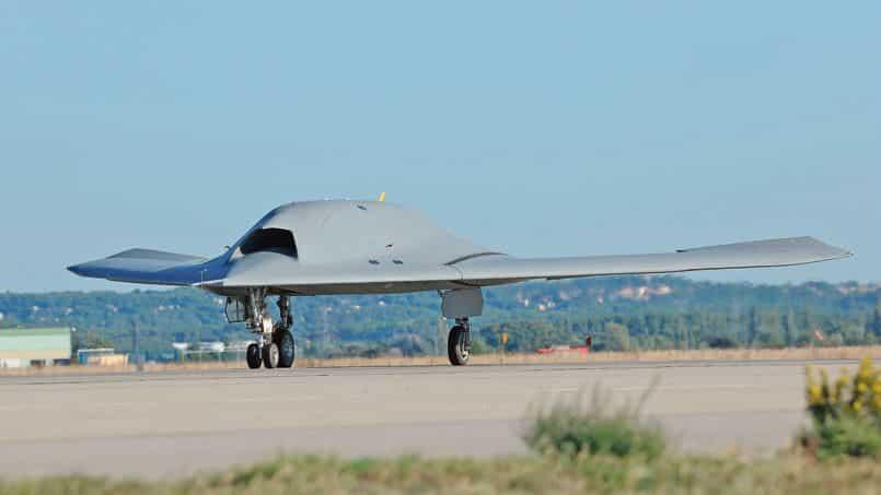 Drone scambiato per Ufo